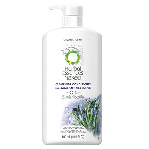 Herbal Essences Naked Cleansing Conditioner 16.9 Fl Oz, (Cleansing Conditioner compare prices)