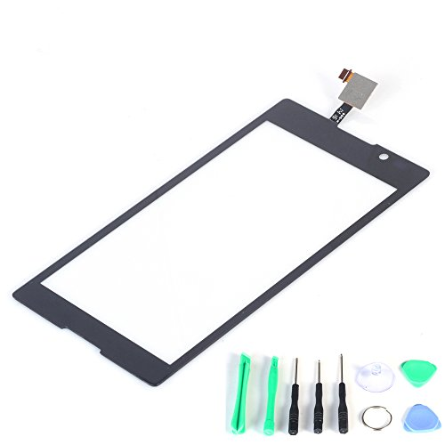 Generic Touch Screen Digitizer Panel Replacement (Lcd Display Not Included) For Sony Xperia C S39H C2304 C2305 S39C