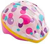 Schwinn Toddlers Carnival Girl Helmet