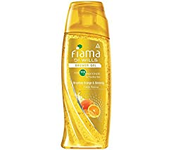 Fiama Di Wills Brazilian Orange and Ginseng Fresh Revive Shower Gel, 250ml