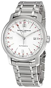 Baume & Mercier Men's 8734 Classima Automatic Bracelet Watch from Baume & Mercier