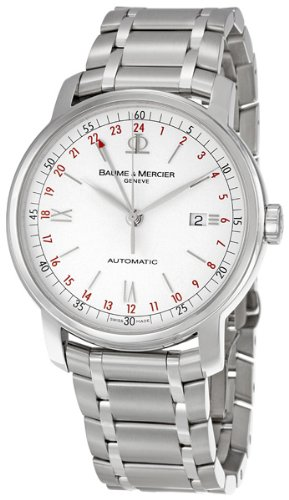 Baume & Mercier Men's 8734 Classima Automatic Bracelet Watch