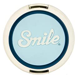 Smile LENS CAP COVER - Atomic Age - 58mm