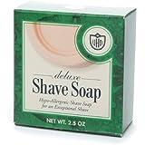 Van der Hagen Deluxe Shave Soap-2.5 oz