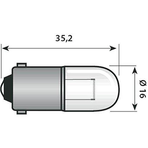 Philips Signallampe PHILIPS 12V 5W 48269373/15402043 Motorrad