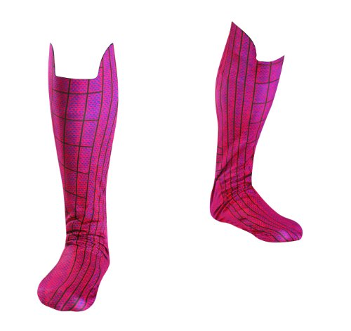 Disguise Marvel The Amazing Spider-Man 3D Movie Adult Boot Covers