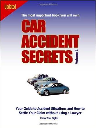 Car Accident Secrets, Vol. 1 written by DS Publications