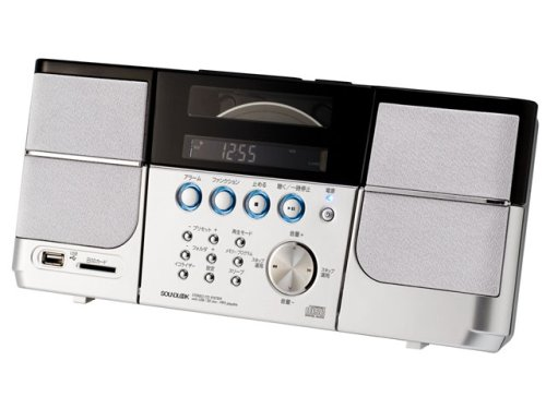 SOUNDLOOK ステレオCDシステム SDD-4332/K