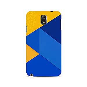 TAZindia Designer Printed Hard Back Case Mobile Cover For Samsung Galaxy Note 3