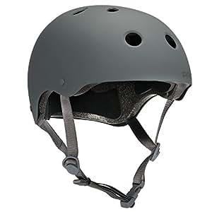 Protec The Classic Helmet - Rubber Grey