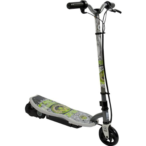 Pulse Performance Products Low-Profile Charger Electric Scooter, 100-Watt