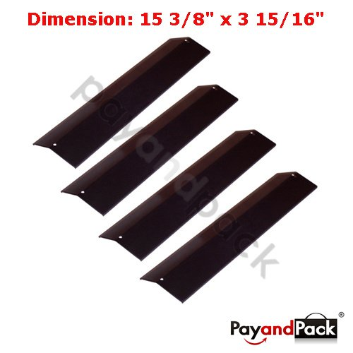 Why Should You Buy PayandPack 15 3/8 x 3 15/16 MBP 92311 (4-Pack)  BBQ Barbeque Barbecue Replaceme...