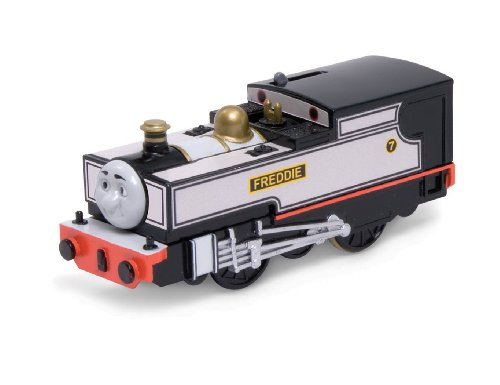 Thomas & Friends Trackmaster Battery Operated FEARLESS FREDDIE - Motorized Train