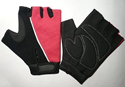 Amara Cycling / Gym Training Gloves Ultra Light Weight *large* by Solid-Fitness
