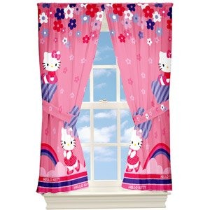 Bedding Set With Curtains 177919 front