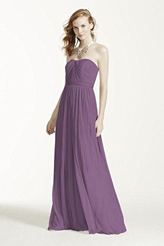53ba434adf8 Versa Convertible Mesh Bridesmaid Dress Style F15782