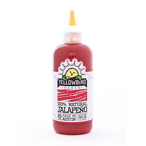 Yellowbird Jalapeño Hot Sauce 19.6 Oz (Austin Tx Hot Sauce compare prices)