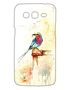 Pickpattern Hard Back Cover for Galaxy Grand 2 SM-G7102