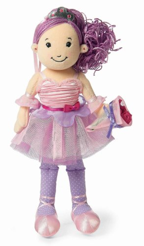 Groovy Girls Dreamtastic Binni Ballerina - Purple hair - Buy Groovy Girls Dreamtastic Binni Ballerina - Purple hair - Purchase Groovy Girls Dreamtastic Binni Ballerina - Purple hair (Manhattan Toy, Toys & Games,Categories,Dolls,Fashion Dolls)