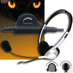 Typhoon Kopfhörer mit Mikrofon