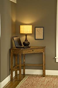 Hillsdale Solano Desk - Medium Oak