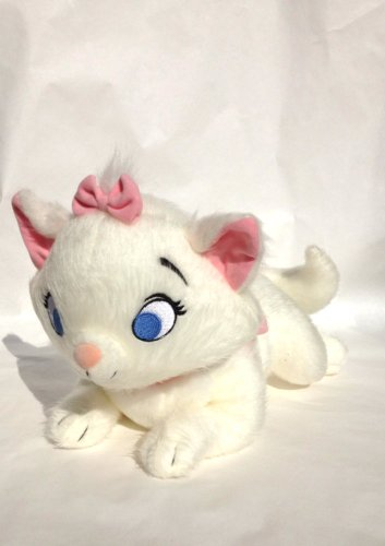 "Disney The Aristocats Marie 12"" Plush"