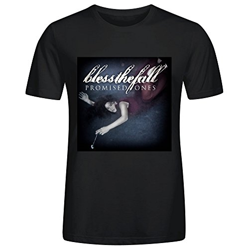 Gerlernt Blessthefall Promised Ones Sport T Shirt For Men Crew Neck