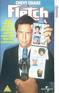 Fletch [VHS]: Chevy Chase, Joe Don Baker, Dana Wheeler ...
