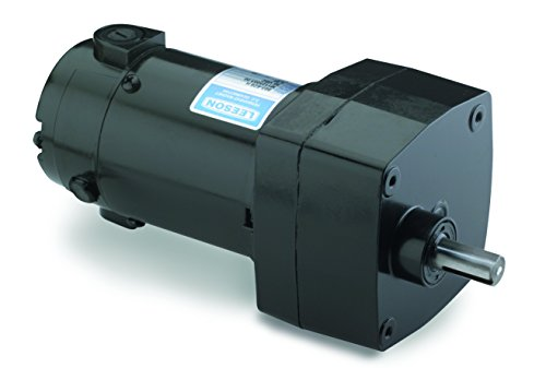 Leeson parallel shaft 1 4 hp 165 rpm 180dvc electric gear for 50 hp electric motor price