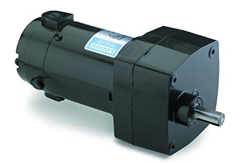 Leeson Parallel Shaft 1/40 Hp, 4 Rpm 180Vdc Electric Gear Motor # M1125046