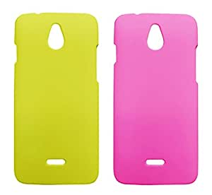 2 Pieces of Winsome Deal Exclusive Hard Back cover case for INFOCUS M2