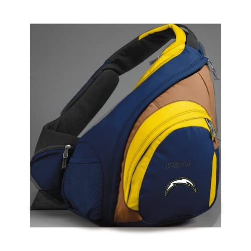 San Diego Chargers Backpack: JanSport Air TD NFL Backpack, San Diego Chargers, One Size