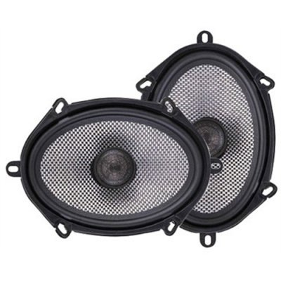 American Bass Sq5.7 - 6X8/5X7 2-Way Car Speakers Pair