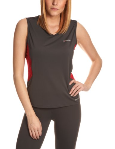 Berghaus Women's Technical Baselayer Close Fit Tank T-Shirt