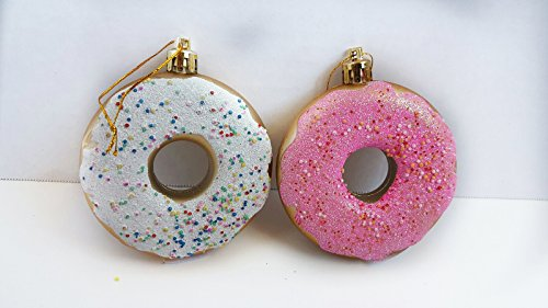 [Donut with Sprinkles Ornaments] (Donut Costume Homemade)