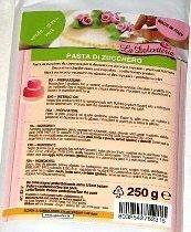 Pasta de azúcar glas - Verde - 250 g - 5217