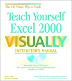 img - for Teach Yourself Excel 2000 Visually book / textbook / text book
