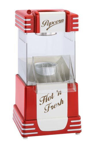 Nostalgia RHP-625 Hot-Air Retro Popcorn Maker