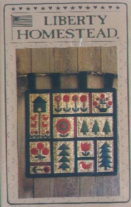 The Woodland Sampler Quilting Pattern - 21