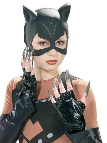 Rubies DC Comics Catwoman Costume Accessory Kit