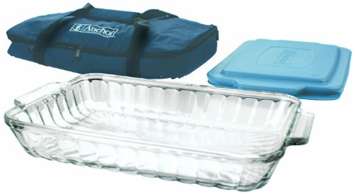 Anchor Hocking Tote Bakeware Set (Baking Dish Insulated compare prices)