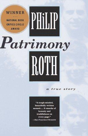 Patrimony : A True Story, PHILIP ROTH