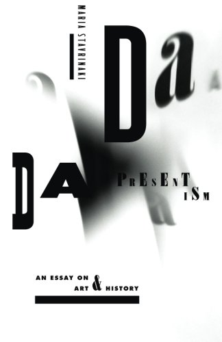 dada art essay Dadaism dadaism is a cultural movement that began in zurich, switzerland, during world war i and peaked from 1916 to 1922 it was shared by independent groups in new york, berlin, paris and elsewhere  the movement was a protest against the barbarism of the war works of anti-art that.