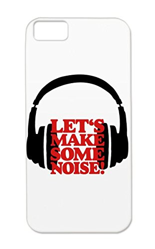 Lets Make Some Noise Dj Headphones Blackred Deejay Dee Jay Disk Jockey Music Rock Metal Metal Hard Rock Jazz Dj Music Dub Step Electro Techno Trance Galaxy Sound Engineer Technician Tec Party Disco Club Rave Space Trippy Musician Concert Gig Tour For Ipho