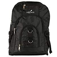 Daikon Black Backpack