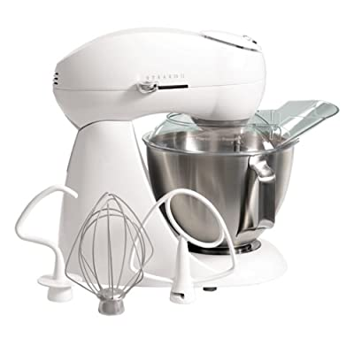 Hamilton Beach Eclectrics 63221 All-Metal Stand Mixer, Sugar from Hamilton Beach
