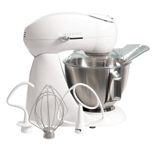 Hamilton Beach Eclectrics 63221 All-Metal Stand Mixer, Sugar (Hamilton Beach All Metal compare prices)