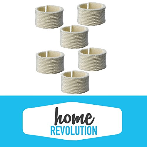 6 Kenmore EF1 and Emerson MAF1 Home Revolution Brand Dehumidifier Wick Filter Replacement