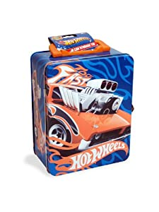 Neat-Oh! Hot Wheels 18 Car Tin Carry Case by Neat-Oh