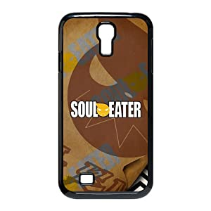 Artwork Soul Eater Samsung Galaxy S4 I9500 Case Cover Hard Plastic Japanese Manga Anime Comic Cartoon